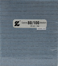 Jumbo Square White 80/100  (pack of 50)
