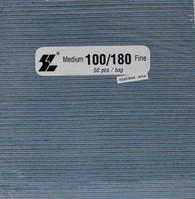 Jumbo Square White 100/180  (pack of 50)