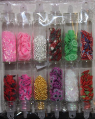Nail Art Set (12 pieces)