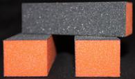 3 Way Buffer - Orange (Medium/Fine) - 3 for $1