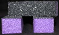 3 Way Buffer - Purple (Coarse/Fine) - 3 for $1