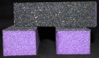 3 Way Buffer - Purple (Coarse/Fine) - 3 for $1
