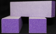 3 Way Buffer - White Sand Purple (Coarse/Fine) - 3 for $1