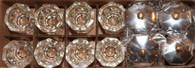 Glass Liquid Dish Hexagon (12 pack)