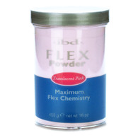 IBD Flex Transulent Pink Powder (16 oz)