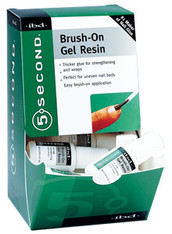 IBD 5-Second  Brush-On Gel Resin (12 pack)