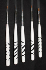Nail Art Brushes (set of 5)