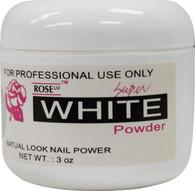 Rose Super White Powder (3 oz)