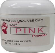 Rose Pink Powder (3 oz)