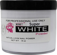 Rose Super White Powder (8 oz)