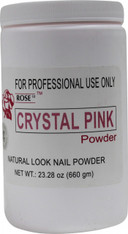Rose Crystal Pink Powder (23.28 oz)