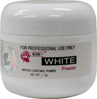 Rose White Powder (1 oz)