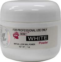 Rose White Powder (1 oz)