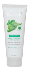 Aloe & Peppermint Facial Cleanser