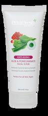 Aloe & Pomegranate Facial Scrub