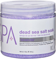 Spa Organics Dead Sea Salt Soak - Lavender (15 oz)