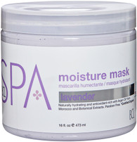 Spa Organics Moisture Mask - Lavender (16 oz)