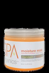 Spa Organics Moisture Mask - Mandarin & Mango (15 oz)