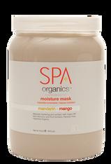 Spa Organics Moisture Mask - Mandarin & Mango (64 oz)
