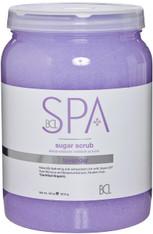 Spa Organics Sugar Scrub - Lavender (64 oz)