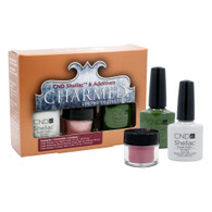 CND Shellac Gel Polish UV Soak off - Charmed Holiday Collection A