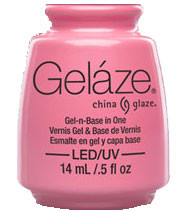 China Glaze Gelaze - Exceptionally Gifted