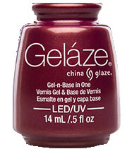 China Glaze Gelaze - Awakening