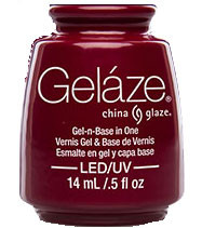 China Glaze Gelaze - Seduce Me