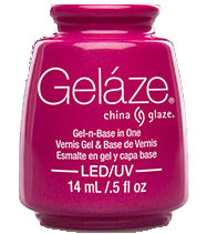 China Glaze Gelaze - Caribbean Temptation