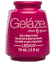 China Glaze Gelaze - Make An Entrance
