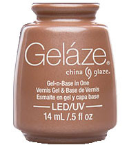 China Glaze Gelaze - Camisole