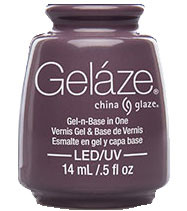 China Glaze Gelaze - Below Deck