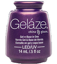 China Glaze Gelaze - Coconut Kiss
