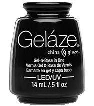 China Glaze Gelaze - Liquid Leather