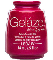 China Glaze Gelaze - 108 Degrees