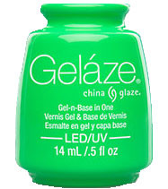 China Glaze Gelaze - In The Lime Light