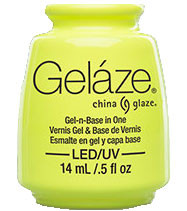 China Glaze Gelaze - Celtic Sun