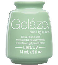 China Glaze Gelaze - Re-Fresh Mint