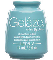 China Glaze Gelaze - For Audrey
