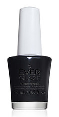 China Glaze EverGlaze - Back To Black (82334)