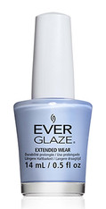 China Glaze EverGlaze - Breath Of Fresh Air (82318)