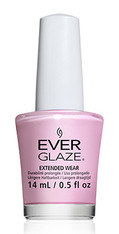 China Glaze EverGlaze - Lil Bow-tique (82323)