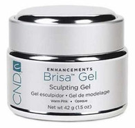 CND Brisa Sculpting Gel - Warm Pink Opaque (1.5 oz)