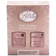 CND Shellac & Vinylux Combo - Chiffon Twirl