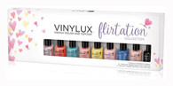 CND Vinylux - Flirtation Collection (mini)