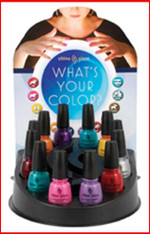 What's Your Color? Collection (12pcs display)