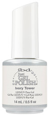 IBD Just Gel Polish - Ivory Tower (56662)