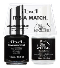 IBD It's a Match - Black Lava (65569)