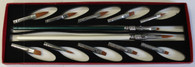 Starlight Brush Set - 12 Interchangeable Brushes