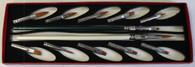 Starlight Brush Set - 12 Interchangeable Brushes